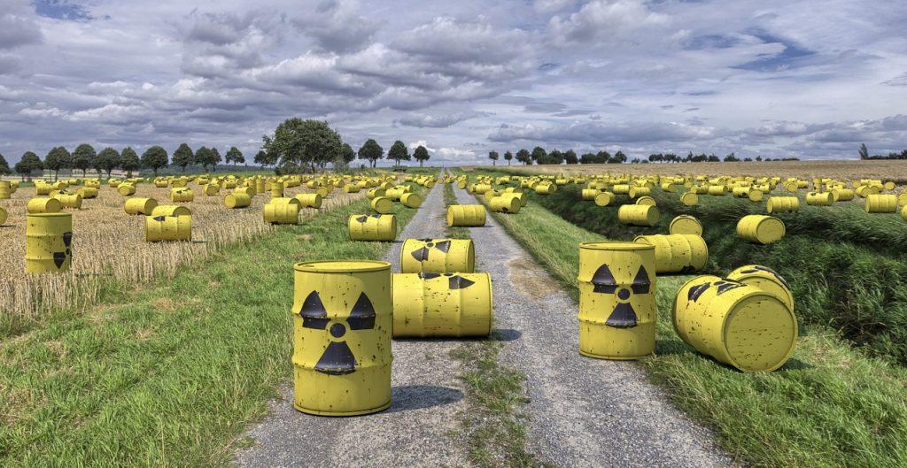 Scorie nucleari, interviene l'ingegnere nucleare Sabino Gallo