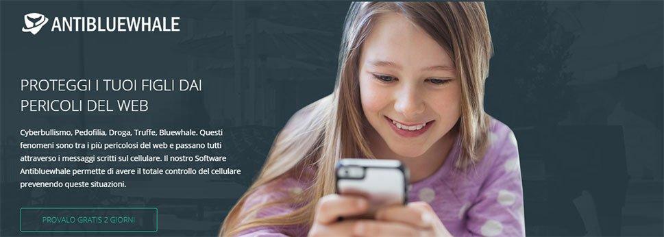 Blue Whale, da oggi arriva l'App per combattere i suicidi tra i minori