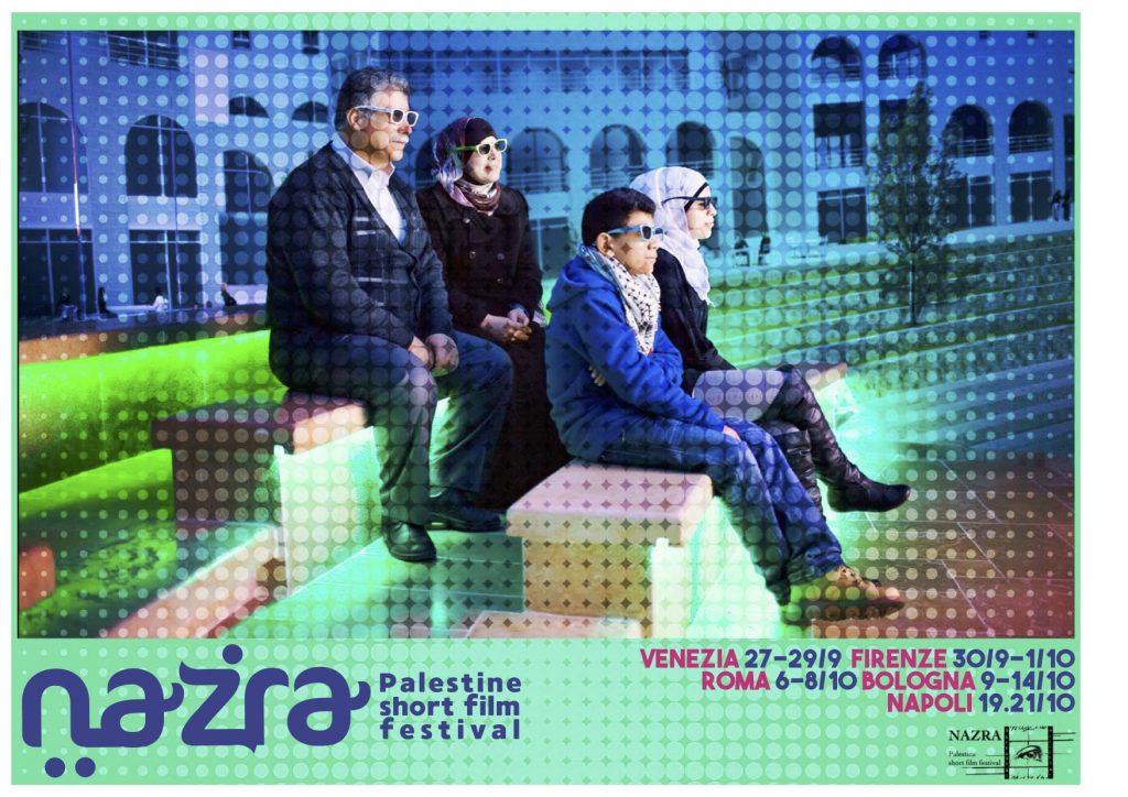 Alla Mostra del Cinema di Venezia al via 'Nazra', il Festival dei corti Palestina