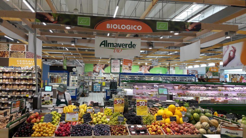 Economia, vendite record per l'ortofrutta bio di Canova
