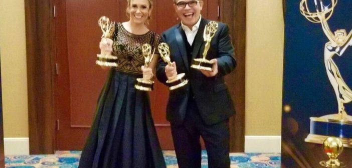 Emmy Awards, Natalia Denegri è la prima italo argentina a vincerne 3