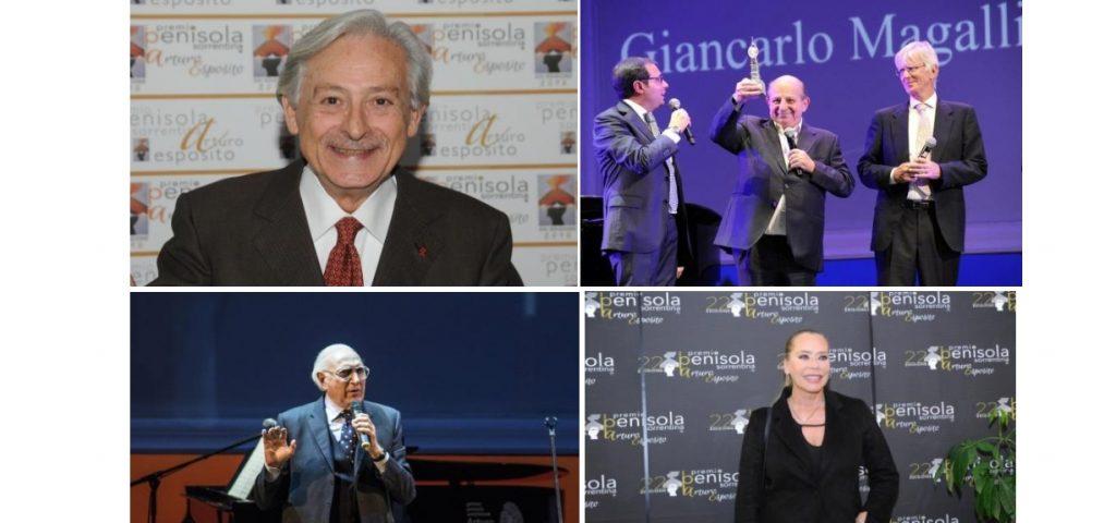 """Il Premio """"Penisola Sorrentina"""" alla Borsa Internazionale del Turismo"""