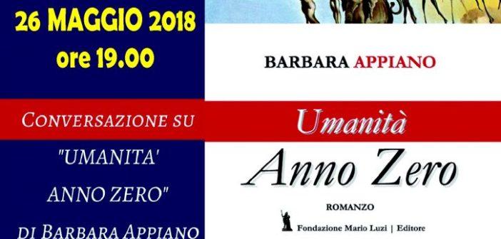 A Marina di Massa incontro con la scrittrice Barbara Appiano