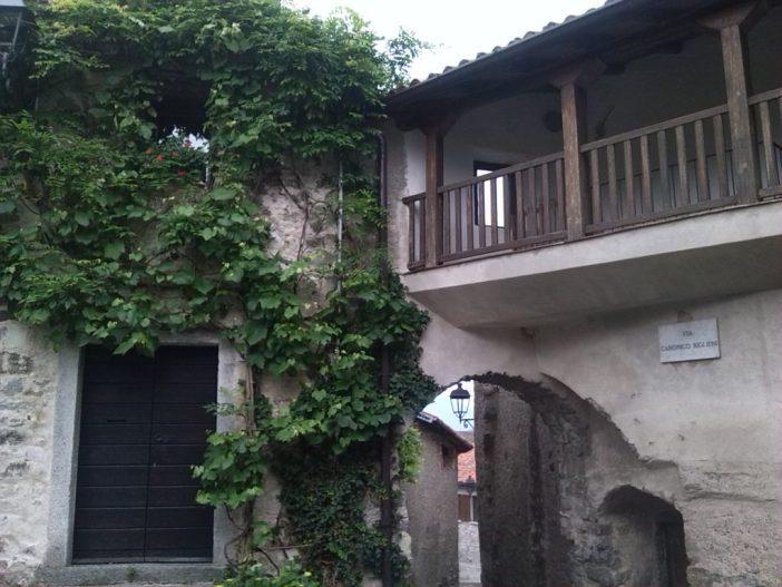 Caglio (Como), Scorcio borgo medievale