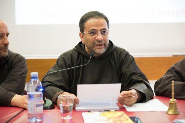 Il Presidente della Fondazione fr. Francesco Colacelli OFM Cap.