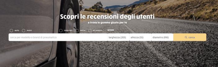 GripDetective.it - Opinioni e recensioni gomme per auto e moto