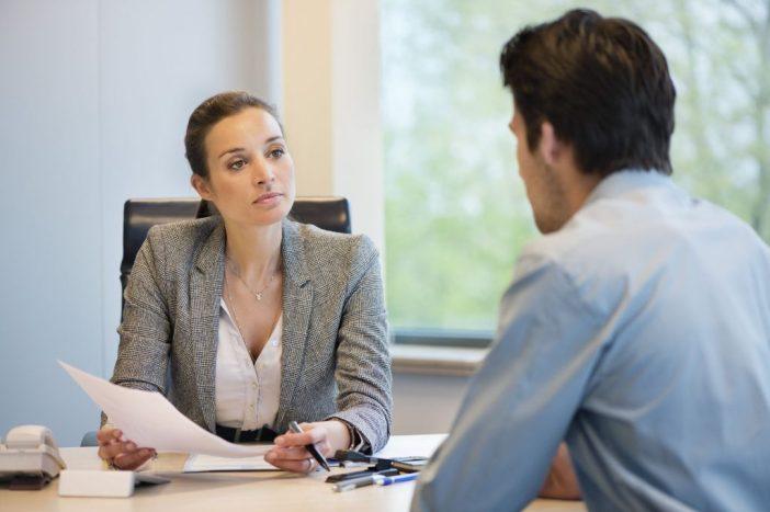 Lavoro, lavorare, colloquio, parlare, comunicare, azienda, imprenditoria, impiegati