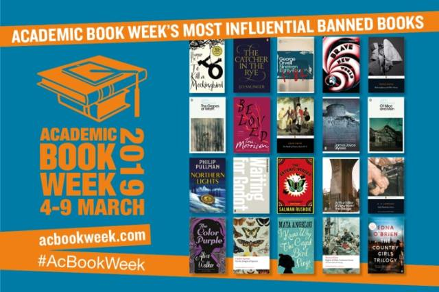 Academic Book Weeks most influential banned books