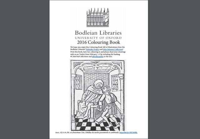 Bibliotecas Bodleian de la Universidad de Oxford