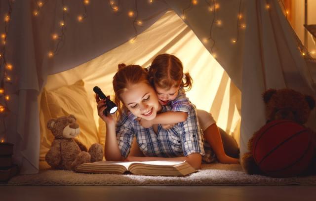 Cuando leemos un libro a los peques no solo hay que prestar atención al contenido