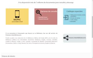 Distintas versiones y opciones del CCBIP