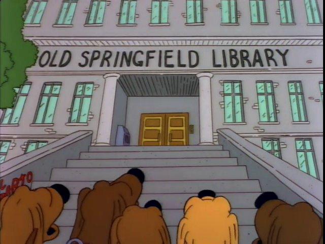 El olor de los libros de la biblioteca