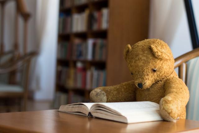 Sabías que Winnie de Pooh y sus amigos viven en la Biblioteca Pública de Nueva York