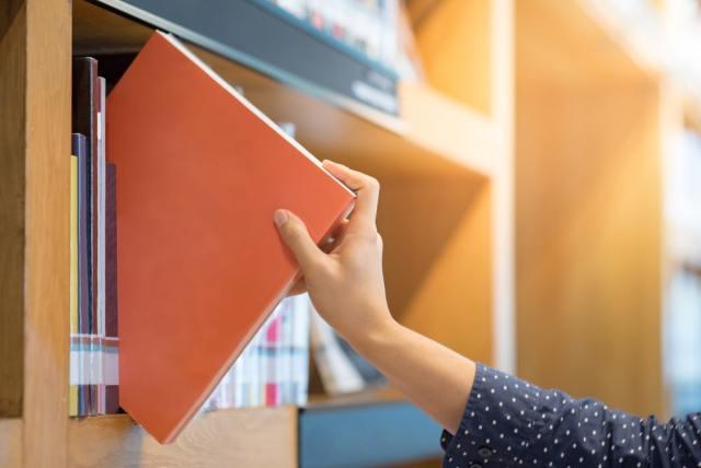Si el libro no está en su sitio en la biblioteca y no está prestado
