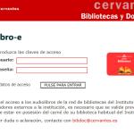 Autentificación de usuarios en la Red de Bibliotecas del Instituto Cervantes