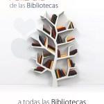 Aunque te golpeen, levántate biblioteca… ¡Muchísimas gracias y felicidades en tu día!