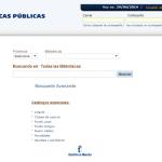 El catálogo de Red de Bibliotecas de Castilla – La Mancha… y sus catálogos especiales