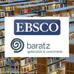 Baratz se asocia con EBSCO con el fin de integrar el mundo analógico y digital en bibliotecas