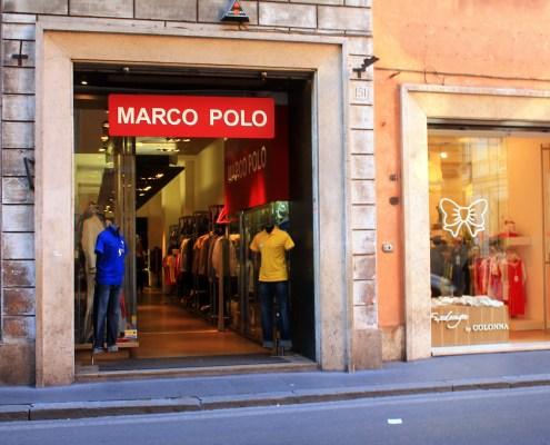 Marco Polo en Roma