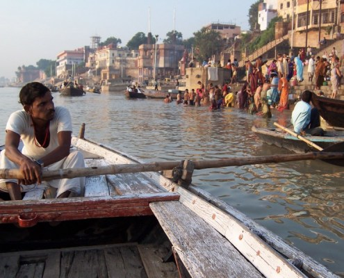 Río Ganges - India