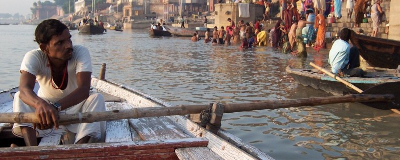 Río Ganges - India