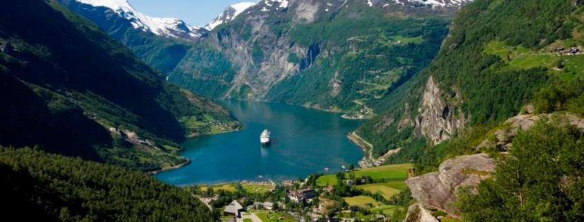 Fiordo noruego