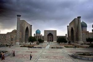 Viaje a Uzbekistán en julio 2014