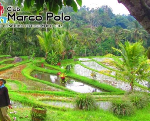 Bali por Lourdes Rivera