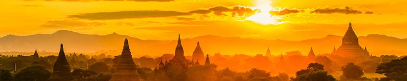Birmania pagodas