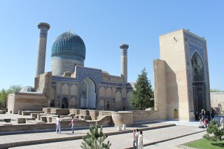 Samarcada Gur-e Amir
