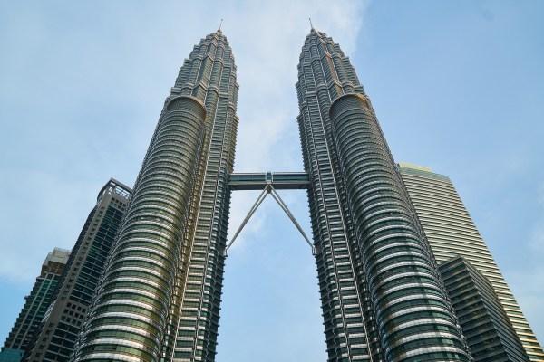 Rascacielos en Malasia