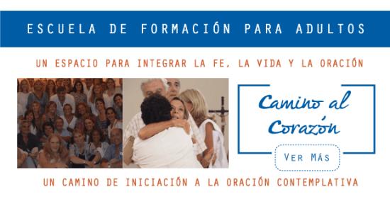 Escuela Camino al Corazón San Isidro - Virtual por Zoom