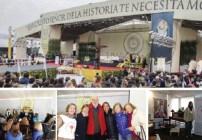Nuestra presencia en el 11º Congreso Eucarístico