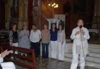 Profunda alegría por una nueva etapa para la comunidad de Areco