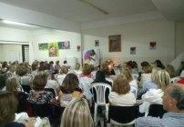 """Comenzó el primer taller """"Despertándonos"""" en San Isidro"""
