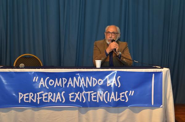 Santiago Kovadloff en el Congreso de Acompañamiento Espiritual