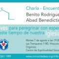 Encuentro con el Abad Benedictino, Benito Rodríguez