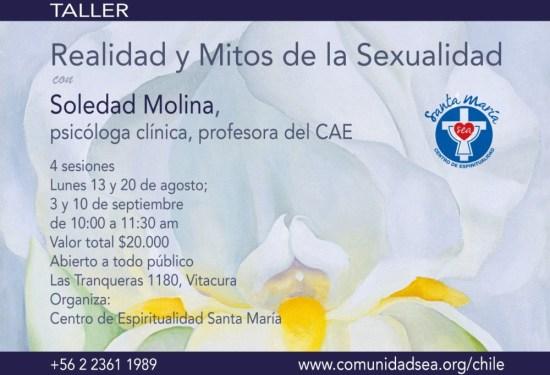 Taller Realidad y mitos de la Sexualidad @ Vitacura | Región Metropolitana | Chile