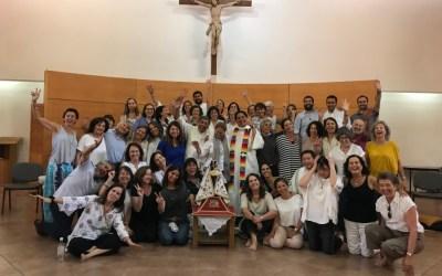 Unidos en Cristo por la paz y unidad de Chile