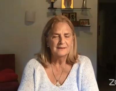 Meditación de la Palabra, por Inés Ordoñez de Lanús @ Transmisión online