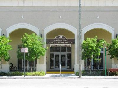 BibliotecaPúblicadeMiamiDade