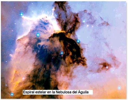 Nebulosa el Águila
