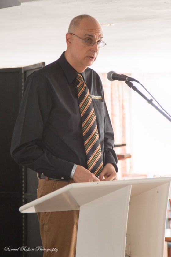 Santiago preaching