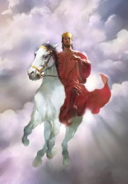 return-of-Christ1riden the white horse