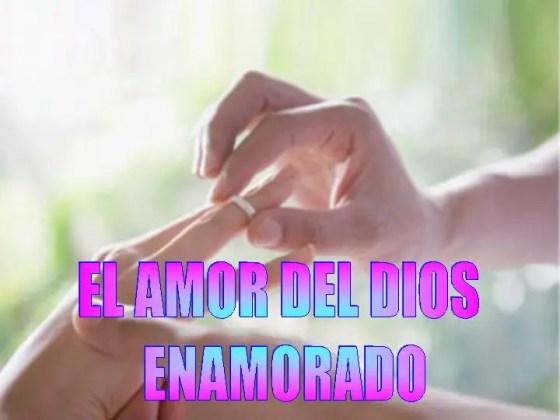 Inst. EL AMOR DEL DIOS ENAMORADO