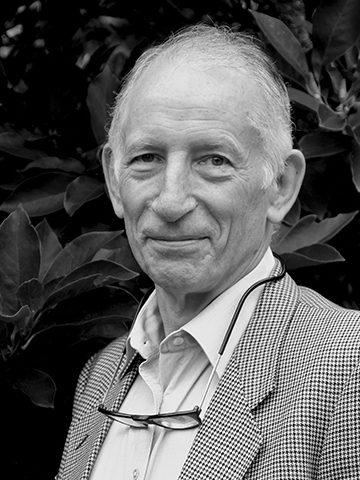 Ian Clark portrait
