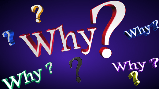 Looking for answers and inspiration: visit the Why Café!
