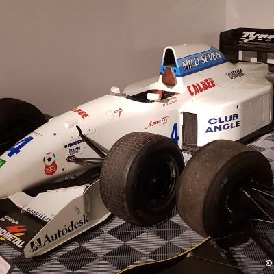 Tyrrell 021 Formule 1 [1993]