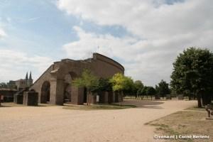 Archeologisch Park Xanten Het amfitheater