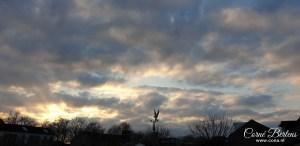 bewolkt